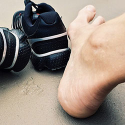 Workout Tips for the Not Inclined - Feet