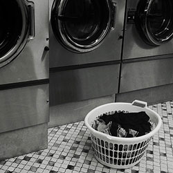 Workout Tips for the Not Inclined - Laundry